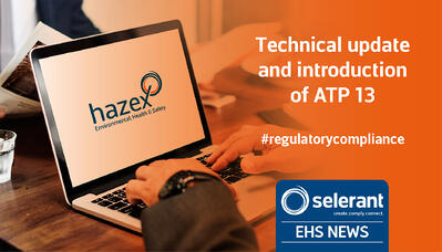 Technical update and introduction of ATP 13