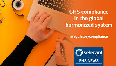 GHS compliance in the global harmonized system