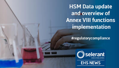 HSM Data update and overview of Annex VIII functions implementation