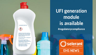 UFI generation module is available