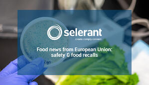Food news from European Union: safety & food recalls