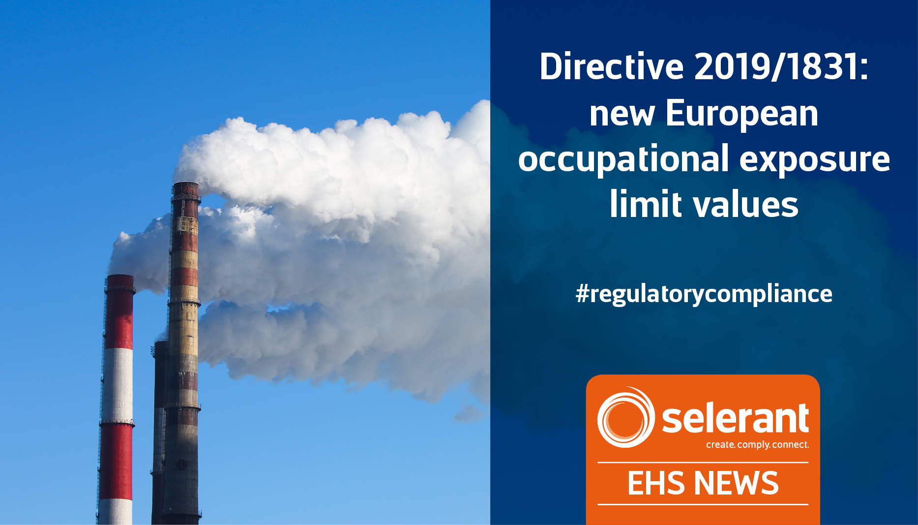 Directive 2019/1831: new European occupational exposure limit values