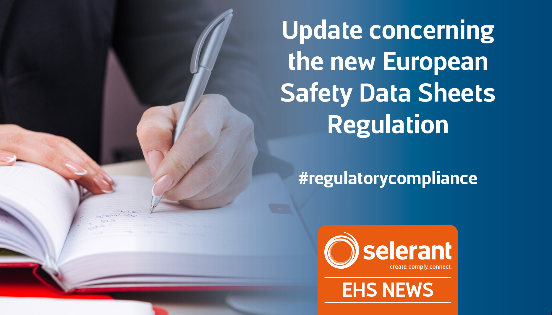Update concerning the new European Safety Data Sheets Regulation
