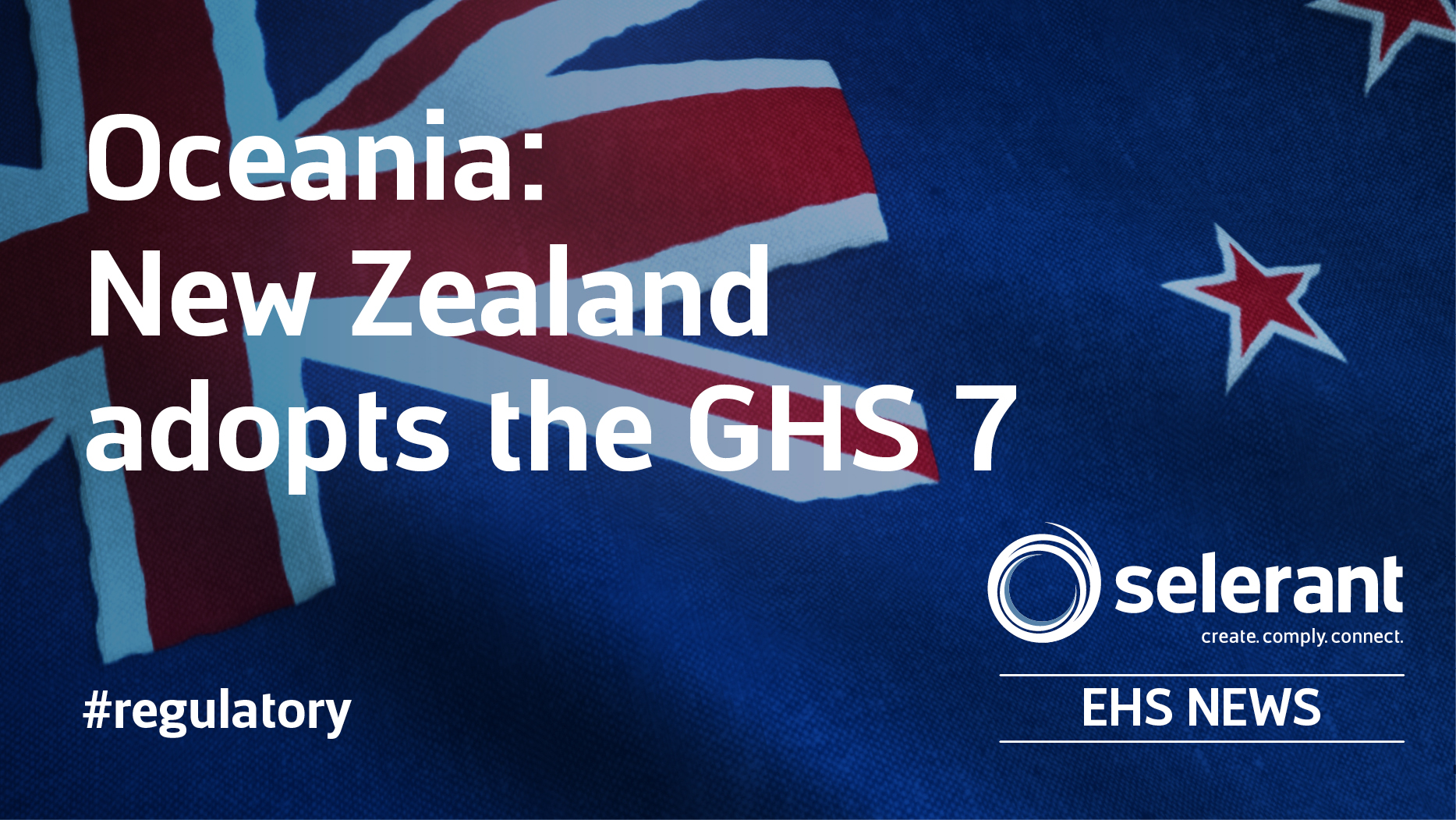 Oceania: New Zealand adopts the GHS 7
