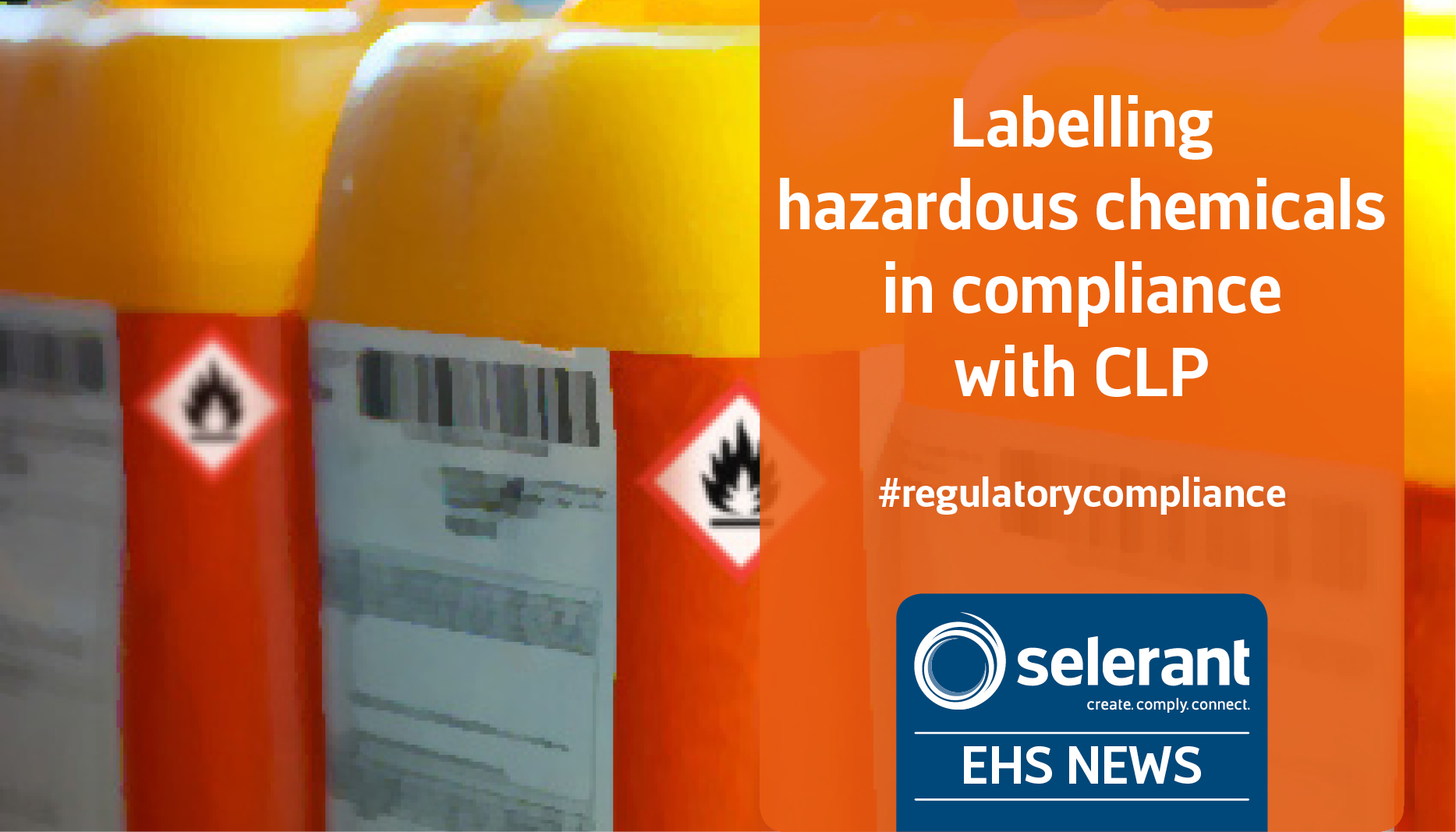 Labelling hazardous chemicals in compliance with CLP