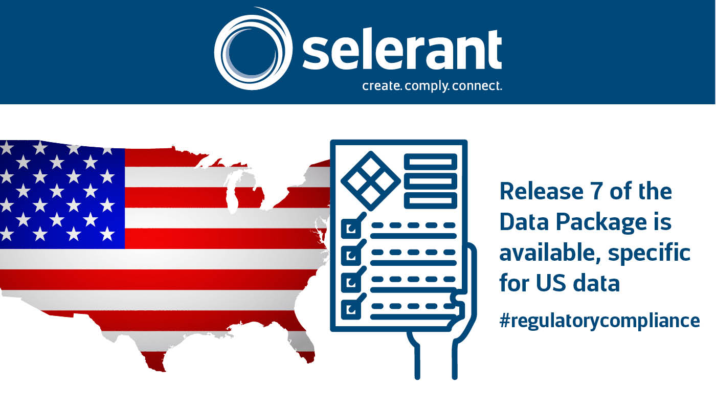 Release 7 of the Data Package is available, specific for US data